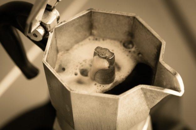 Barista-Kurs Herten-Recklinghausen–Kaffee aus der Bialetti