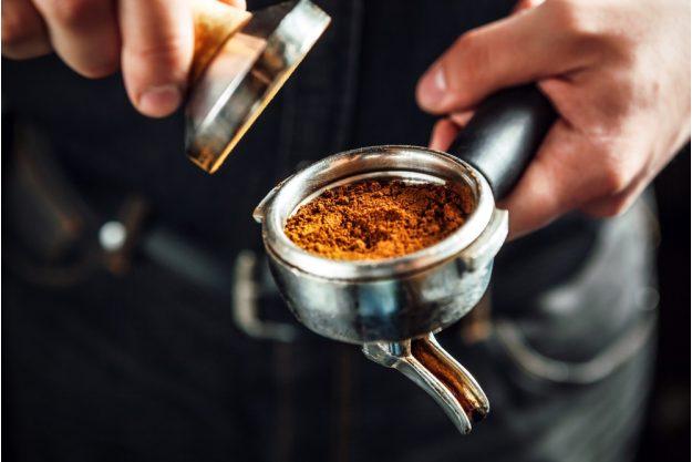 Barista-Kurs Münster – Kaffee tampen