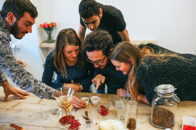 Barista-Kurs Münster – Kaffee testen