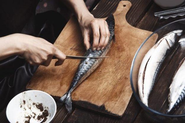 Basis Kochkurs –Makrele filetieren