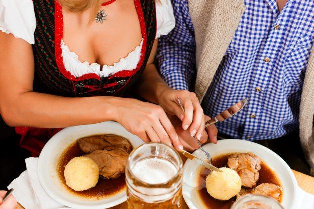 Bavarian cooking class München - bavarian restaurant