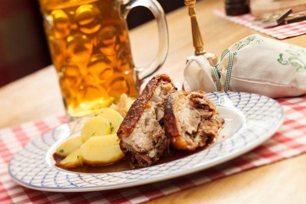 Bayrischer Kochkurs München - Schweinebraten