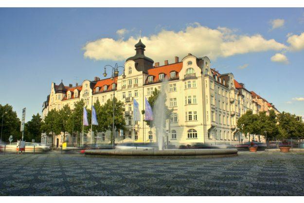 Kulinarische Stadtführung München - Brunnen