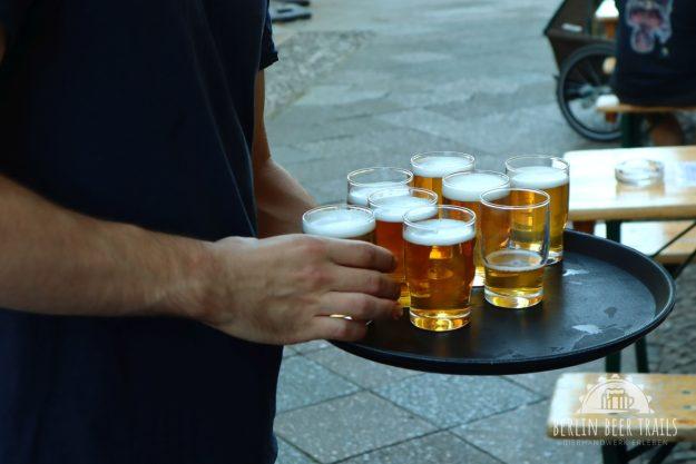 Bierprobe Berlin - Genuss entdecken