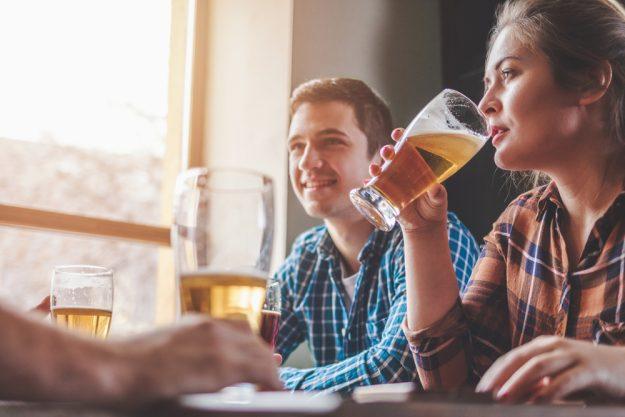 Bierprobe Hamburg – Freunde trinken Craftbier