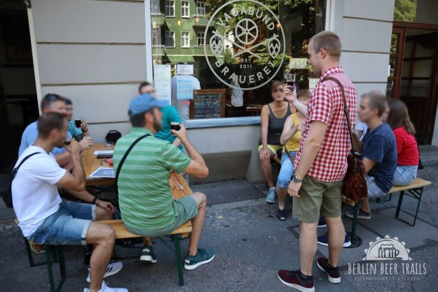 Bierprobe Berlin - Kostprobe