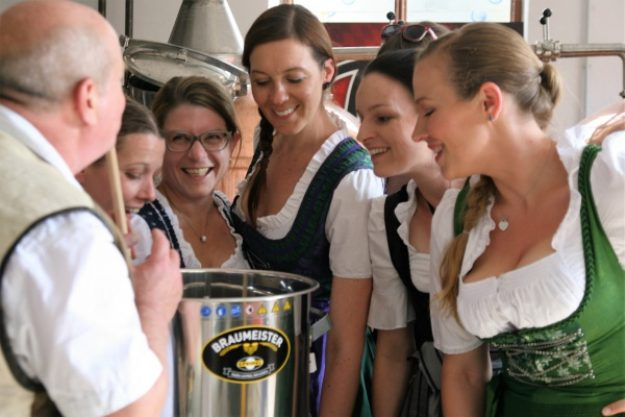 Braukurs München - Bierprobe mit unserem Braumeister