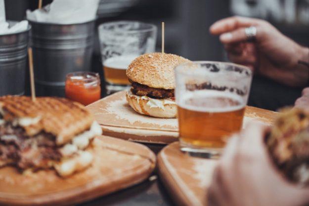 Braukurs München - IPA und Burger