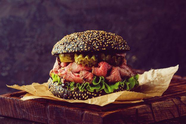 Burger-Kochkurs Wuppertal – Roastbeef-Burger