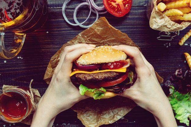 Burger-Kochkurs Stuttgart – Burger genießen