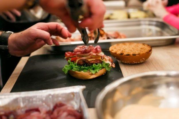 Burgerkurs Düsseldorf –Wie mache ich einen Burger