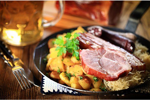 Incentive in Berlin - regionaler Kochkurs - Kasseler mit Kartoffeln