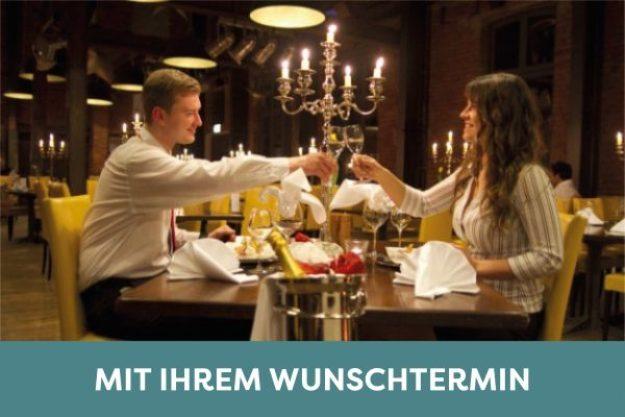 Candle-Light-Dinner Münster – Essen bei Kerzenschein