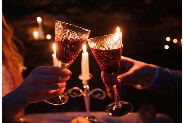 Candlelight Dinner Leipzig – Liebes-Menü mit Wein