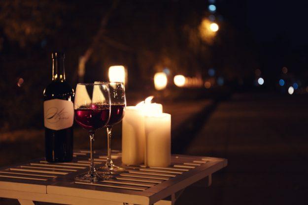 Candlelight Dinner Leipzig – Kerzenlicht und Rotwein