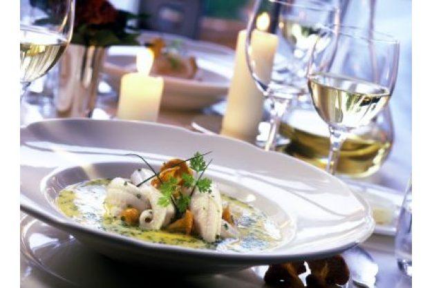 Weihnachtsfeier München - edle Suppe