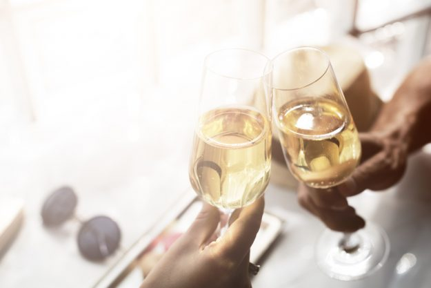 Champagner-Seminar in München – Champagner trinken