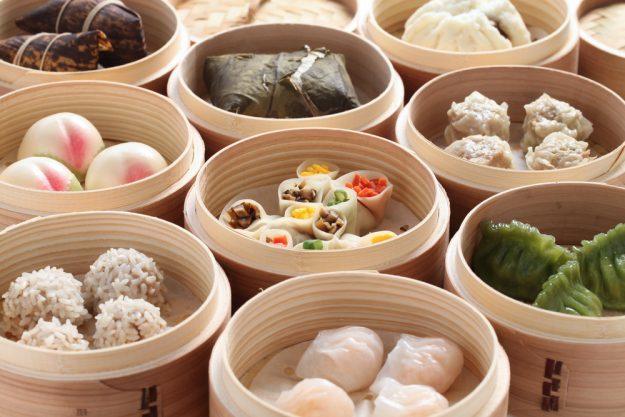 Chinesischer Kochkurs in Köln - Gedämpftes im Körbchen