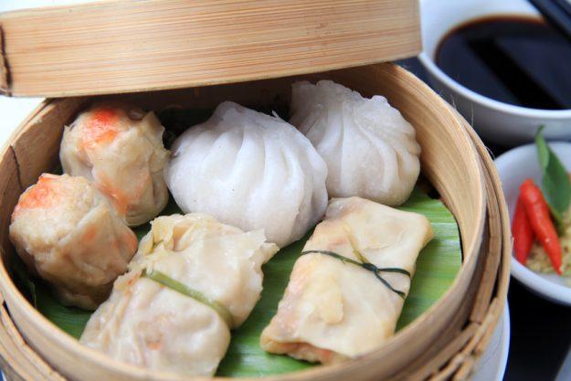 Chinesischer Kochkurs in Köln - Gedämpftes