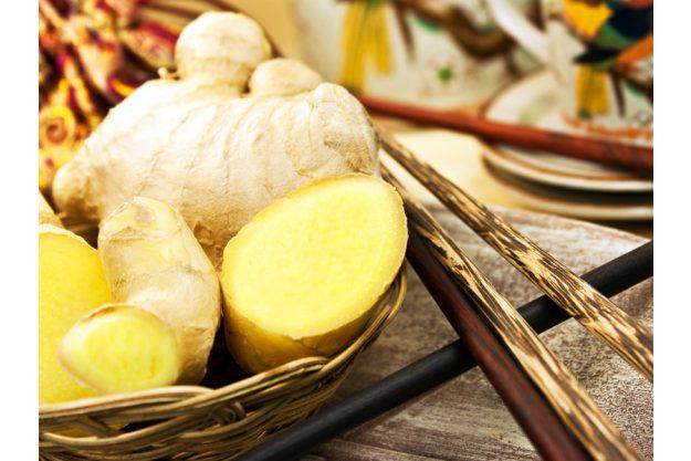 Chinesischer Kochkurs in Köln - Ingwer