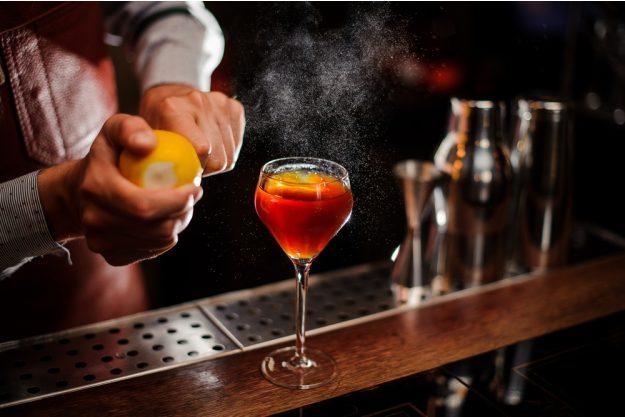 Cocktailkurs Berlin – Cocktail mit Zitrone
