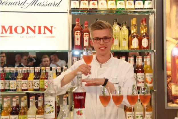Cocktailkurs Dresden – Felix Erdmann