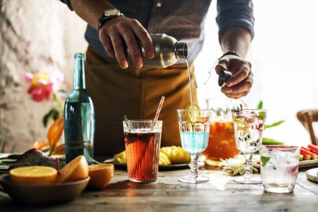 Cocktailkurs Essen – Cocktails mixen