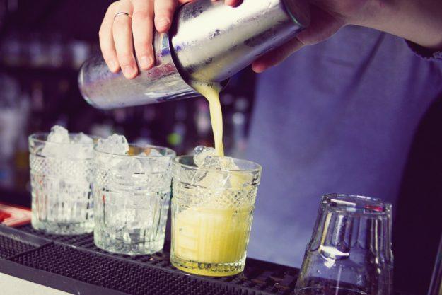 Cocktailkurs Frankfurt - Pina Colada