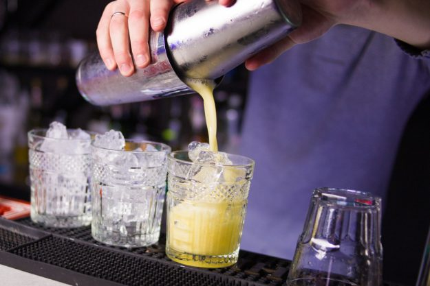 Cocktailkurs Hamburg - Cocktailshaker