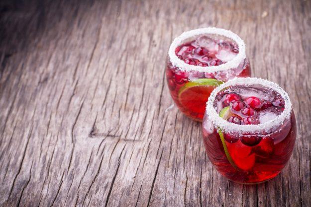 Cocktailkurs Regensburg - Cranberry Mojito