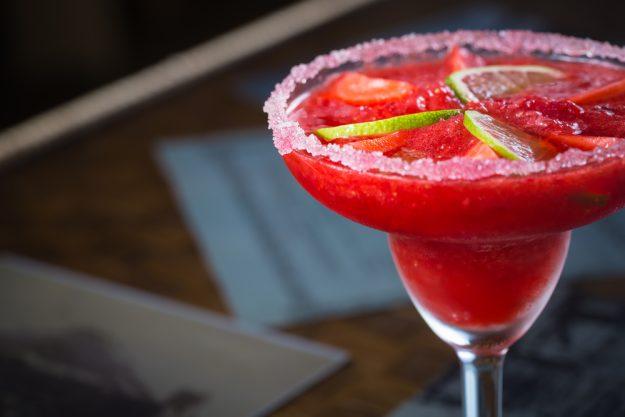 Cocktailkurs Regensburg - Strawberry Margarita
