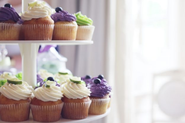 Cupcake-Backkurs Düsseldorf – selbst zubereitete Cupcakes