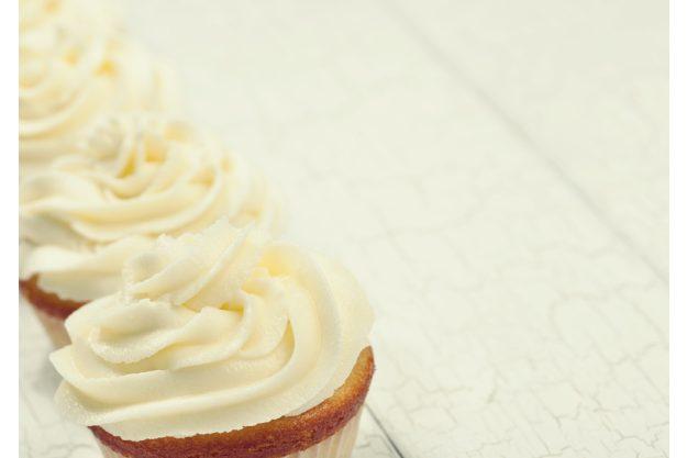 Cupcake-Kurs Berlin-Mahlow – weiße Cupcakes