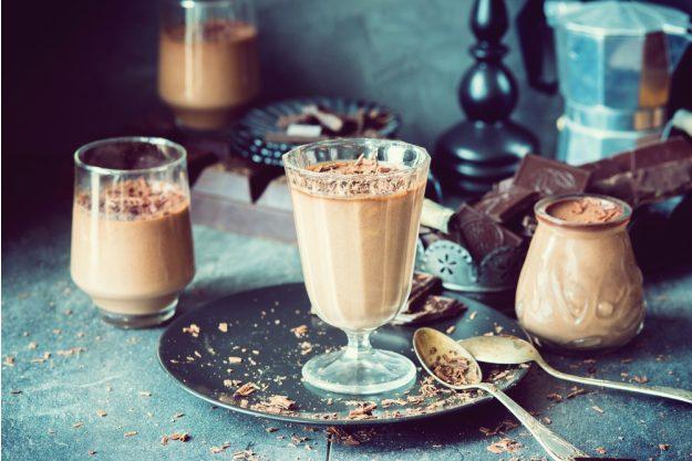 Dessertkurs Hamburg –Schokolade-Panna-Cotta