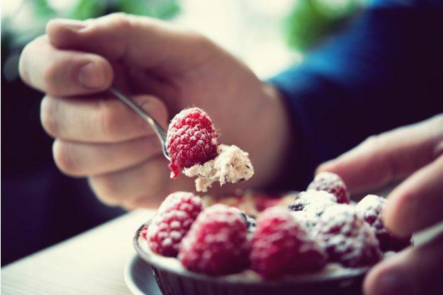 Dessertkurs Hamburg –Himmlisches Dessert mit Himbeeren