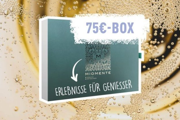 Erlebnis Geschenkgutschein 75 € –Geschenkidee