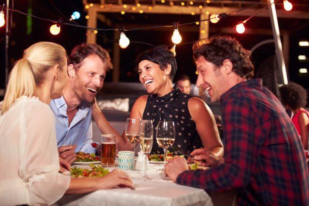 Erlebnisdinner Bad Nauheim – Freunde essen gemeinsam