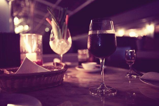 Erlebnisdinner Bad Nauheim – Rotwein