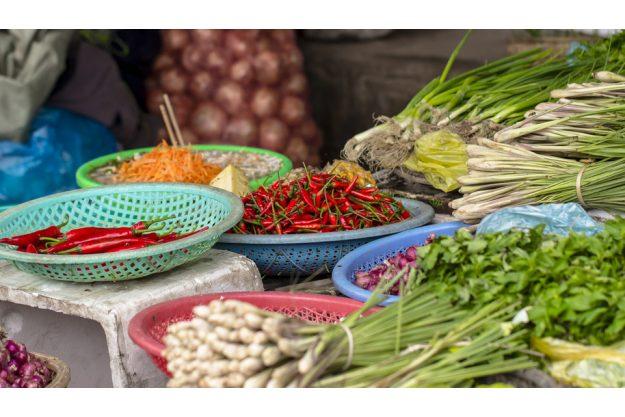Firmenevent in der Küche - Thai Gewürze