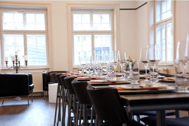 Firmenfeier Stuttgart mit Locationhopping & Kochevent - Location