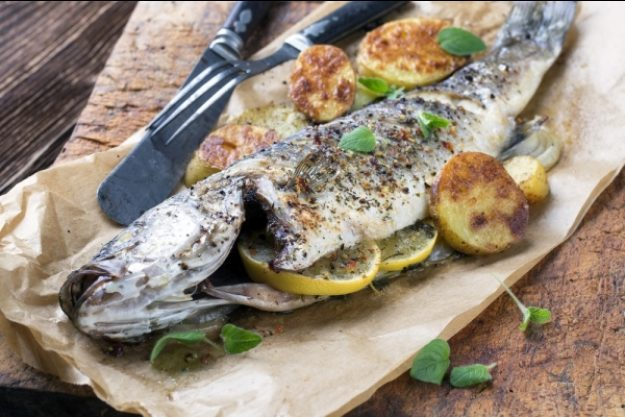 Grillkurs Wuppertal – Fisch gegrillt