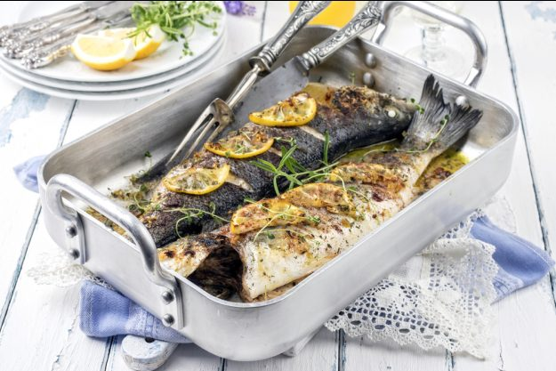Fisch-Kochkurs Frankfurt – Loup de Mer in Casserole