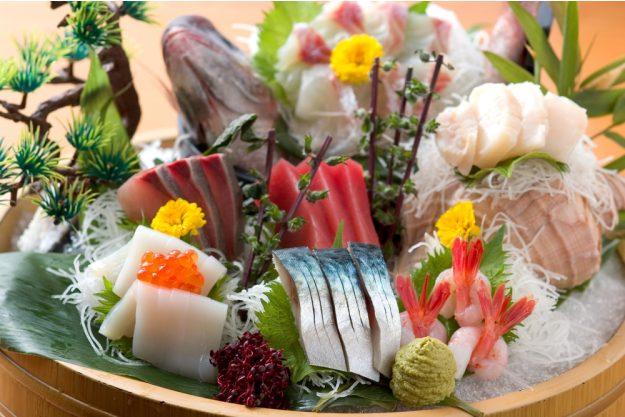 Fisch-Kochkurs Nürnberg - gemischte Meerefrüchteplatte