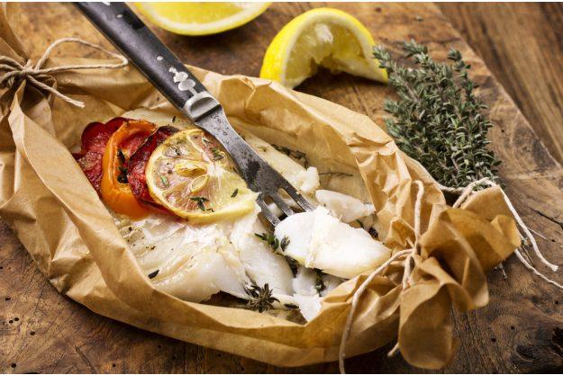 Fisch-Kochkurs Stuttgart – Fisch in Pergament