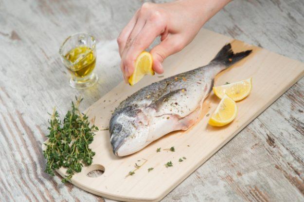 Fisch-Kochkurs Stuttgart – Fisch mit Zitrone