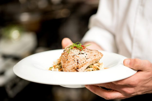 Fisch-Kochkurs Stuttgart – Thunfisch Appetizer