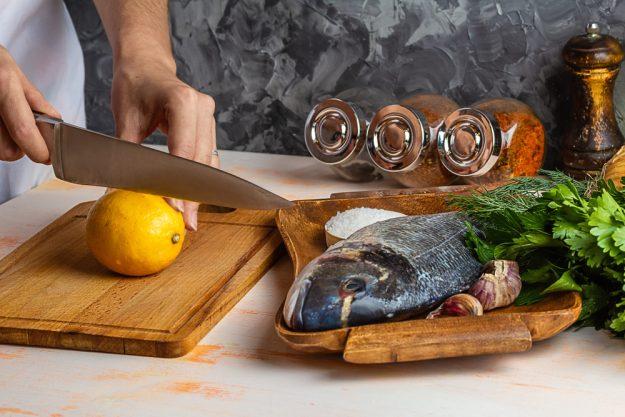 Fisch-Kochkurs Wuppertal – frischer Fisch