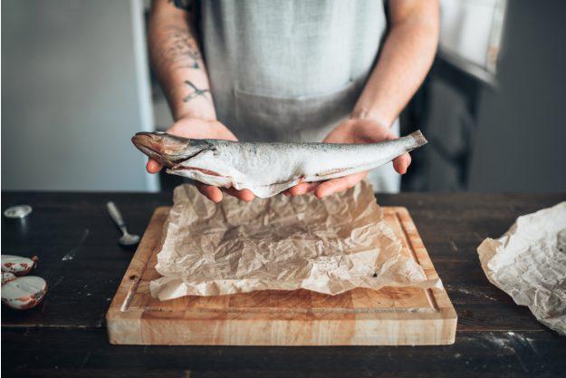 Fisch-Kochkurs Wuppertal – ganzer Fisch