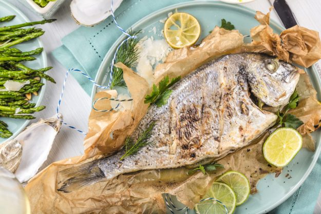 Fisch-Kochkurs Wuppertal – gebratene Dorade