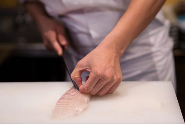Fisch-Kochkurs Wuppertal – Fisch entgräten
